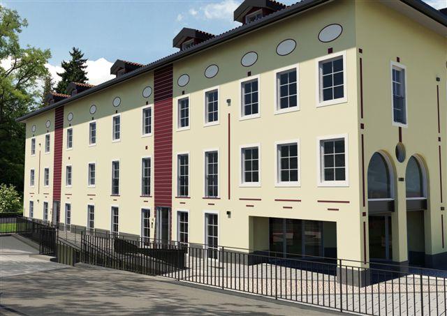 Cantieri a Varese