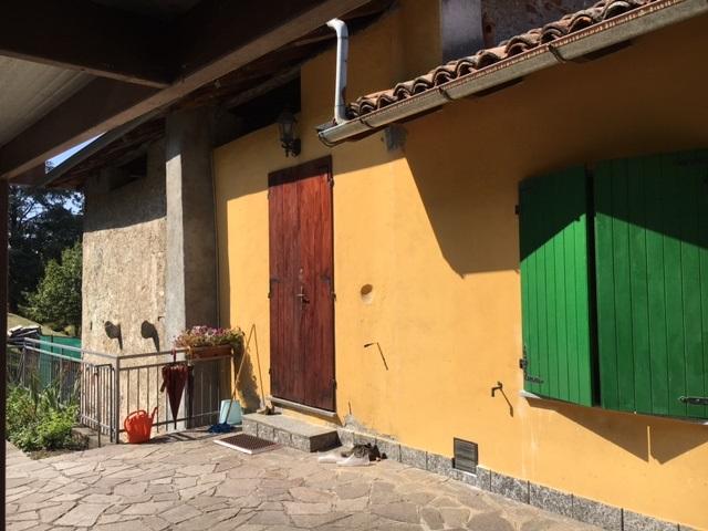 Trilocale a Porto Valtravaglia