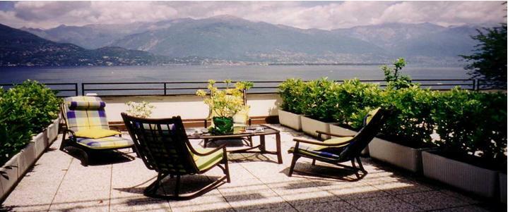 Trilocale a Tronzano Lago Maggiore