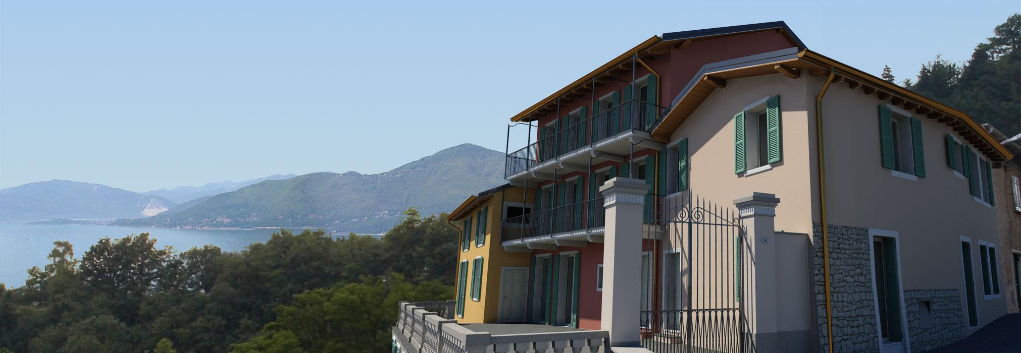Cantieri a castelveccana agenzia immobiliare gabetti for Appartamenti prestigiosi milano