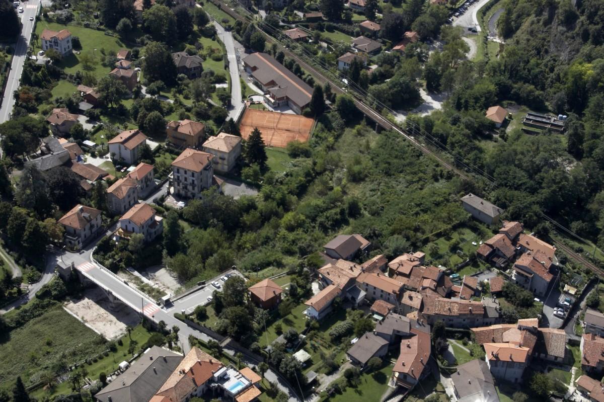 Cantieri a Castelveccana